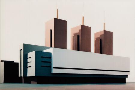 Thomas Demand, 'Fabrik', 1994