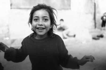 Anthony Dawton, 'A Moment of Happiness, Rafah', 2011