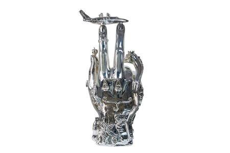 PRANNA, 'Sabazius Hand', 2020
