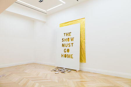 Didier Faustino, 'The Show Must Go Home', 2013