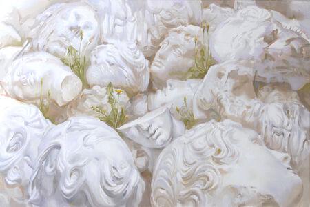 Ivan Alifan, 'Medusa's Graveyard', 2019