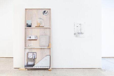 Jenny Brillhart, 'Contrapposto and Schematic ', 2019