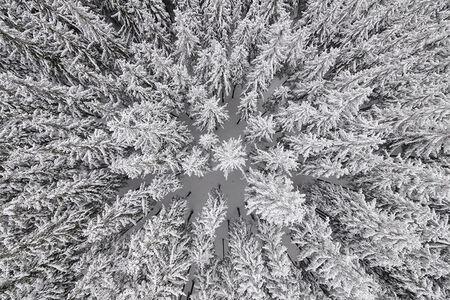 Kacper Kowalski, 'Depth of Winter #18', 2013
