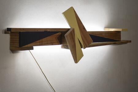 Guido Ignatti, 'Horizonte reflejo', 2020