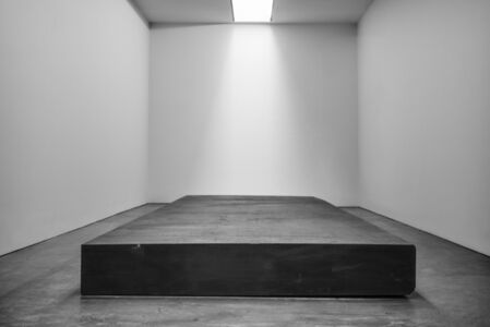 Richard Serra, 'Silence (for John Cage)', 2015