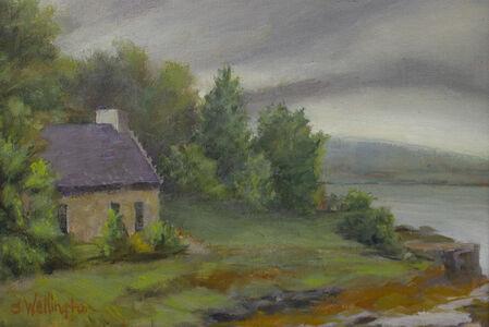 Susan Wellington, 'Highland Cottage', 2019