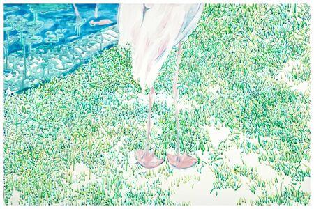 Lin-Yuan Zeng, 'Graceful', 2015