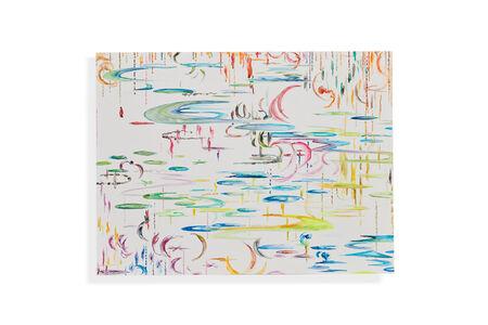 Kysa Johnson, 'Blow up 394 - Crude (life) - phytoplankton after Monet', 2019