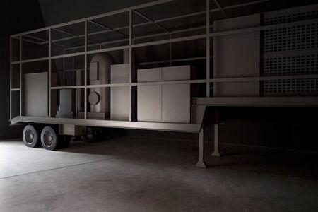 Iñigo Manglano-Ovalle, 'Phantom Truck', 2007