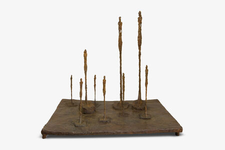 Alberto Giacometti, 'La Clairière', 1950