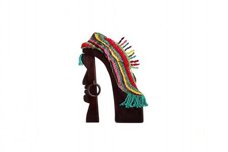 Ravit Mishli, 'Black Shoes'