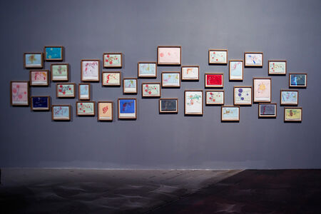 Tiffany Chung, 'Syria Project (Installation view)', 2014