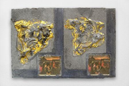 Matheus Rocha Pitta, 'Slab #101 (Ankunft)', 2020