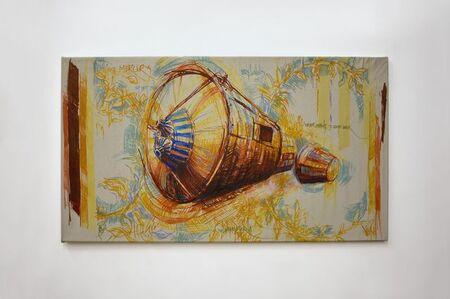 Simon Vega, 'Mercury Capsule ', 2013