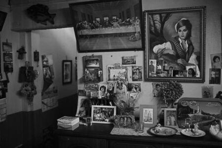 Andrew Tshabangu, 'Family Wall Archive, Le Grand Chemin, St Denis, Reunion Island Series', 2018