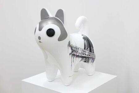 Akira Yoshida, 'Inu Hariko -Metoropolis without scenery- Ikebukuro Marui', 2020