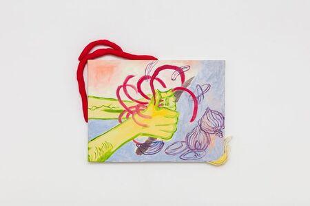Yuli Yamagata, 'Mão cortando cebola', 2020