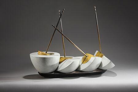 Luis Montoya / Leslie Ortiz, 'Tapas Series VII - Choose Your Eggs', 2014