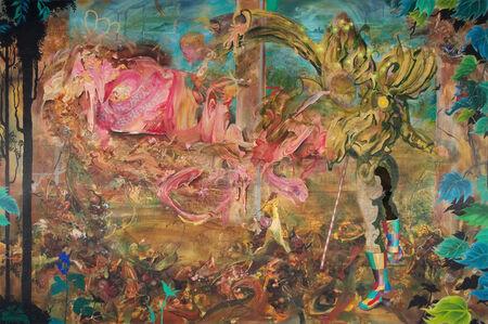Iain Andrews, 'The Somnambulistics', 2014