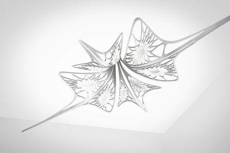 Zaha Hadid, 'Chandelier 'Lisse'', 2014