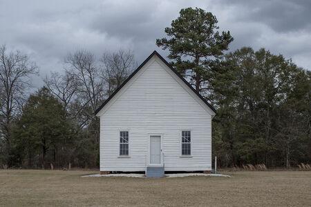 Jerry Siegel, 'Wesley Chapel, Pike County, AL', 2016