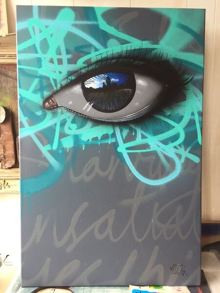 My Dog Sighs, 'This is incredible, starving, Insatiable. (Yes this is love for the first time)', 2016