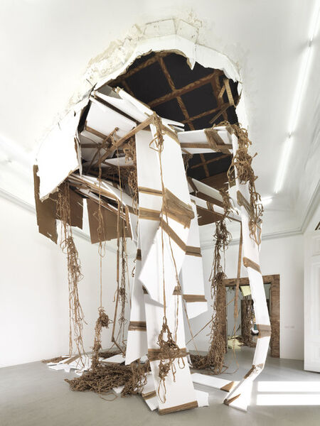 Thomas Hirschhorn, 'Break-through (one)', 2013