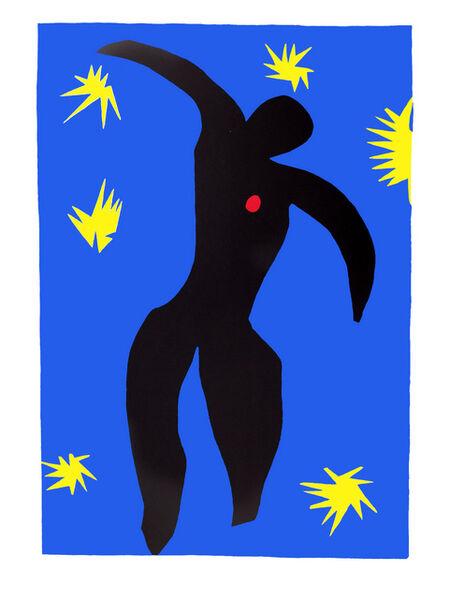 Henri Matisse, 'Icare (Icarus)', 2007