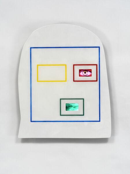 Tony Oursler, 'Not Yet Titled', 2016