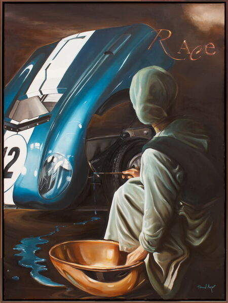 Heiner Meyer, 'Race', 2013