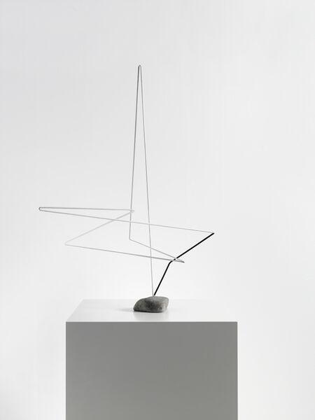 Norbert Kricke, 'Raumplastik Weiss-Schwarz', 1954