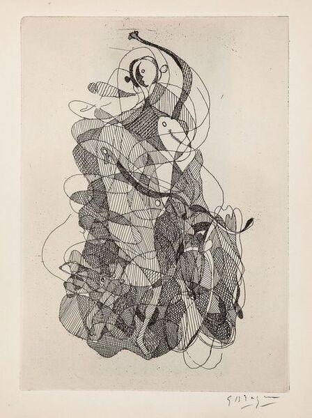 Georges Braque, 'La Danse', 1934