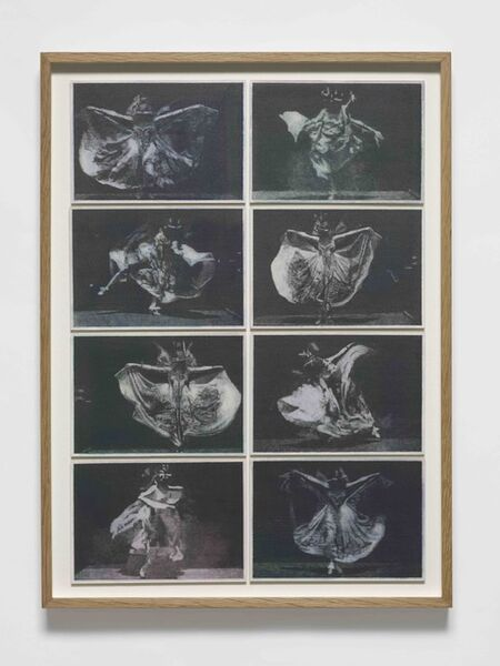 Richard Forster, 'Notes on Architecture: Annabelle Butterfly dances to Ron Hardy @ the Box, 2018', 2018