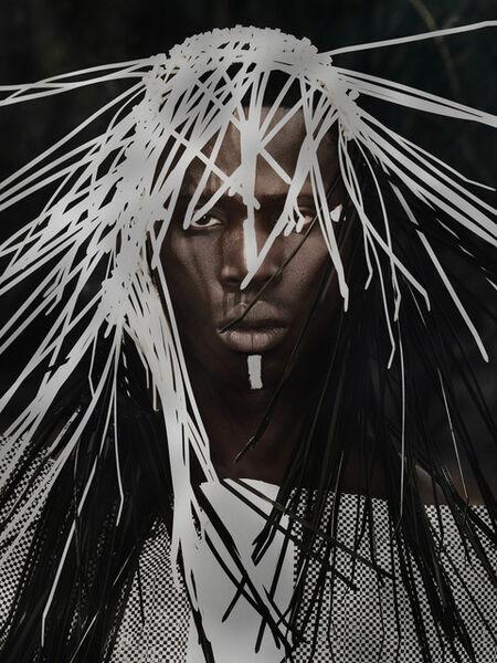 Namsa Leuba, 'Christi ', 2017