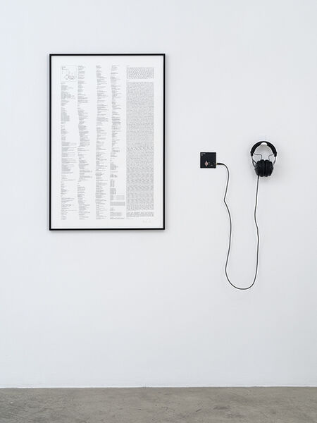 Tristan Perich, 'Noise Patterns (Collector's Edition),', 2018