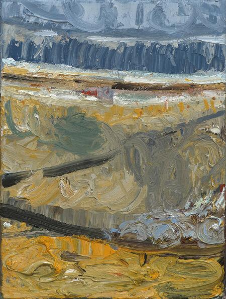 John Santoro, 'Tiny Beach: Endless Boardwalk', 2017