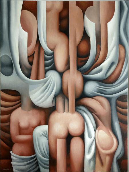 Mario Carreño, 'Figuras ', 1967