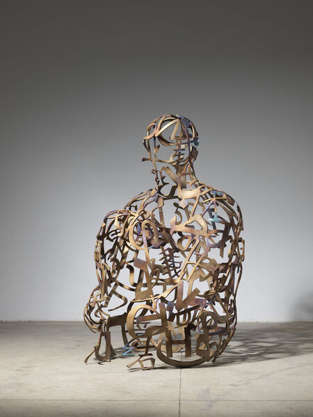 Jaume Plensa, 'Grace', 2018