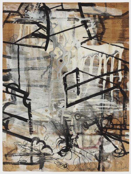 Carroll Dunham, 'Untitled', 1985