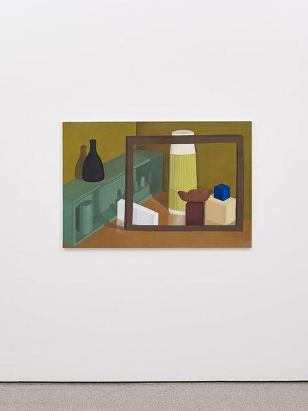 Nathalie Du Pasquier, 'Quadre nel quadre', 2005
