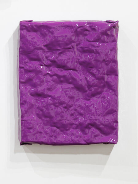 Tim Ebner, 'Untitled (plum)', 2018