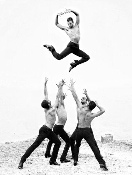 """Ruven Afanador, 'Dancers: Ballet Nacional de España """"Cortijo Alcala"""", Osuna, España ', 2013"""