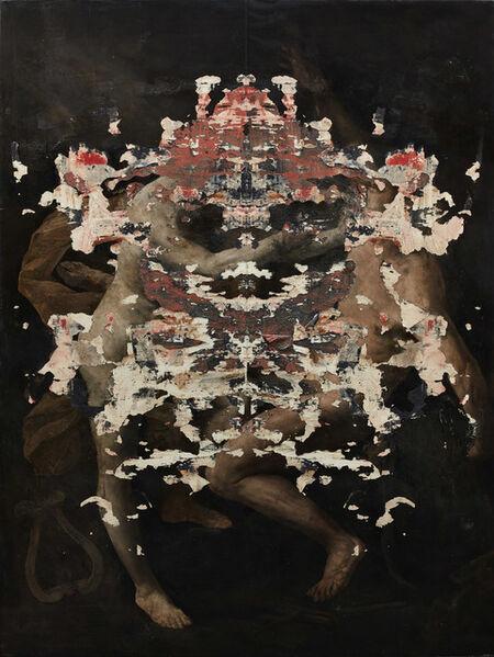 Nicola Samori, 'Fiamma parassita', 2016