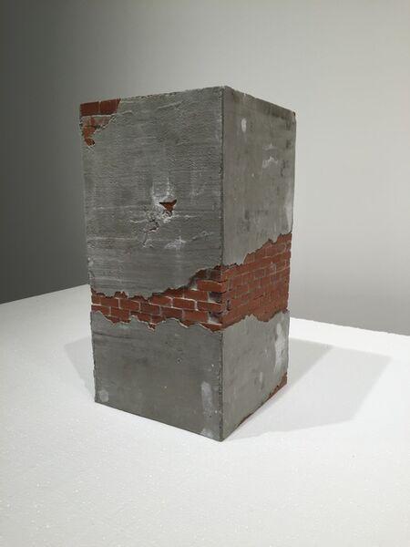 Noor Ali Chagani, 'Small Rectangular Pillar II', 2015