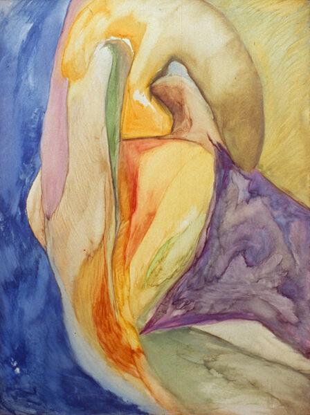 Jean Bedrosian, 'Floating Angles', 1987