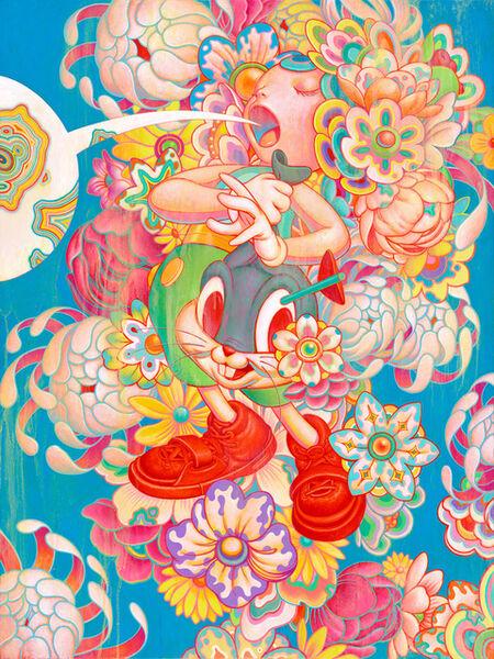 James Jean, 'Bouquet', 2016