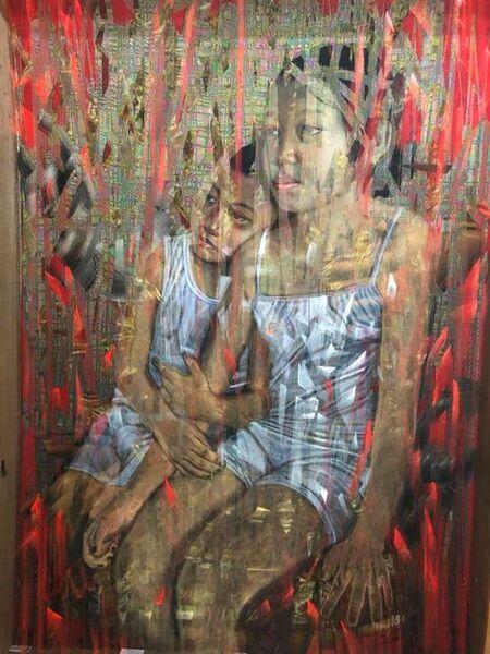 Uttaporn Nimmalaikaew, 'Sibling No.2', 2019