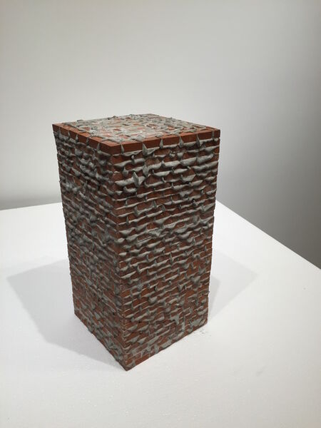 Noor Ali Chagani, 'Small Rectangular Pillar ', 2015