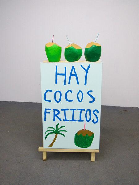 Radamés 'Juni' Figueroa, 'Hay Cocos Friiios', 2019