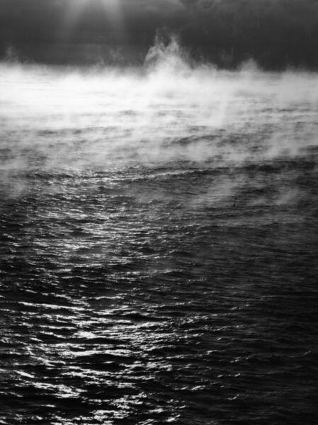 Alexandra de Steiguer, 'The Sea Exhales, Star Island'